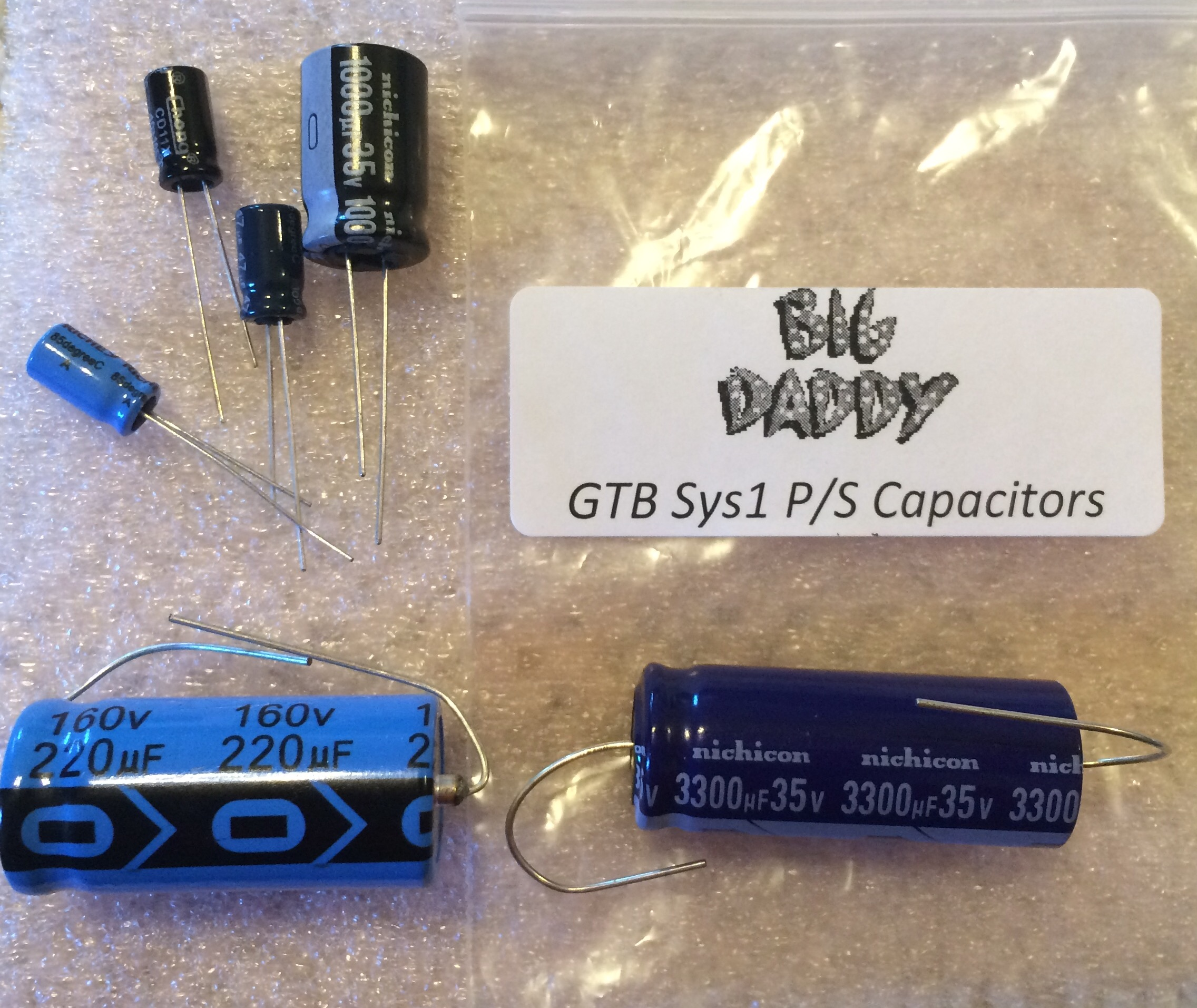 Big Daddy S Gottlieb Pinball Repair Kits